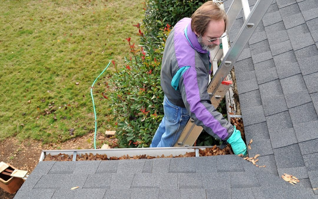 Three Important Reasons to Clean Your Gutters During the Fall