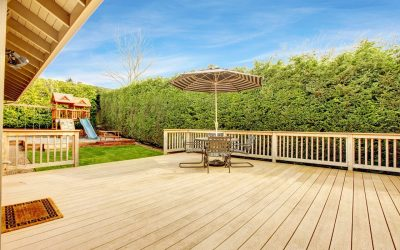 Five Important Tips for Keeping Kids Safe on Your Deck