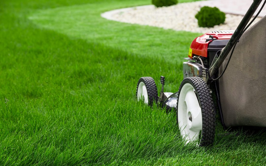 home maintenance costs include mowing the lawn