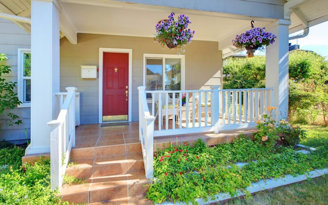 5 Ways to Improve Curb Appeal When Selling Your Home
