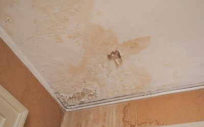 4 Places Where Water Damage Can Occur